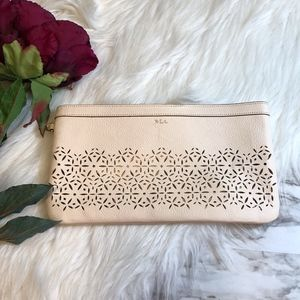 LRL Ralph Lauren Chantilly Clutch Wristlet
